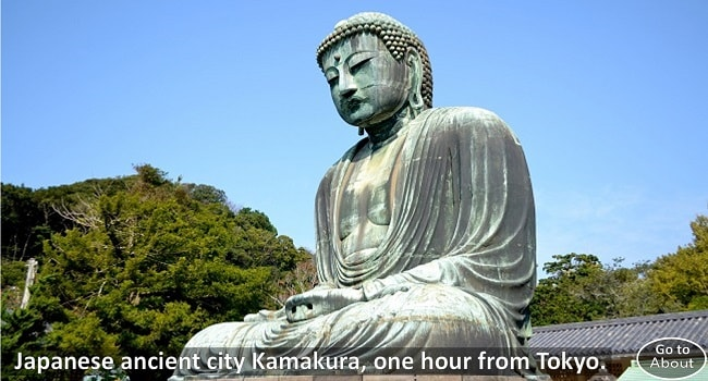 Daibutsu, the most representative place
